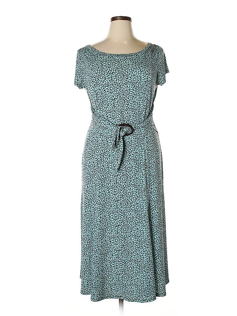 Perceptions Women Casual Dress Size 16