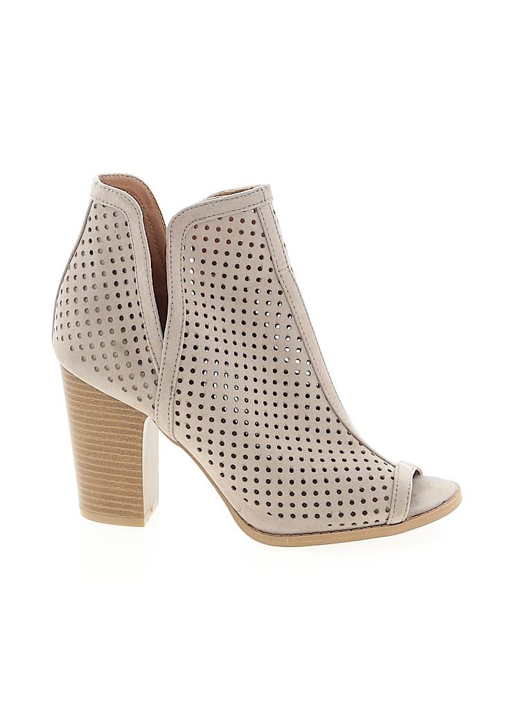 Qupid Women Heels Size 7