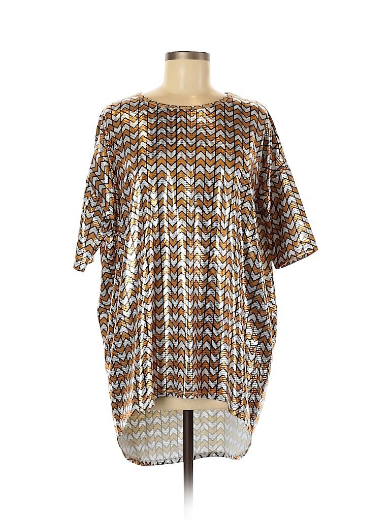 Lularoe Women Short Sleeve Top Size M