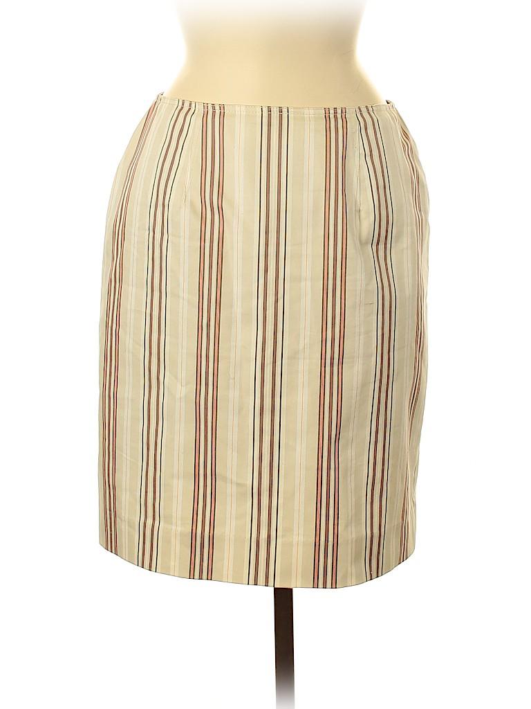 Kay Unger Women Casual Skirt Size 6