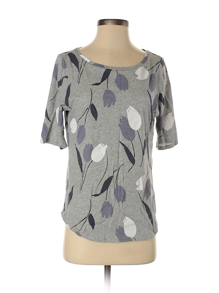 Ann Taylor LOFT Women Short Sleeve T-Shirt Size S