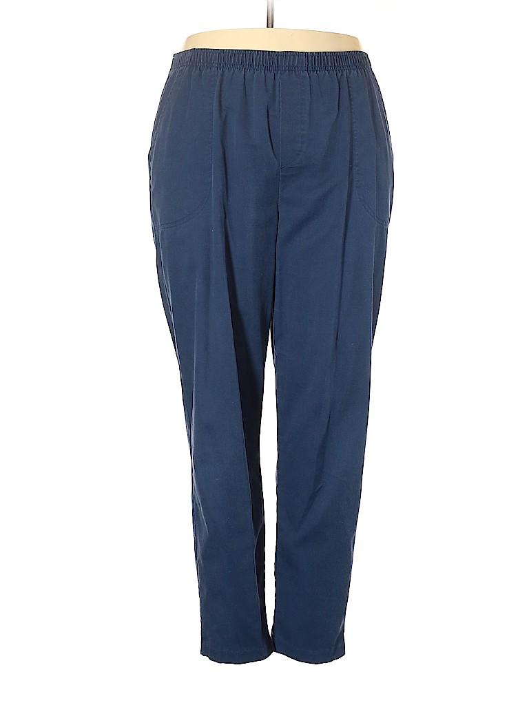 Cabin Creek Women Casual Pants Size 20W (Plus)