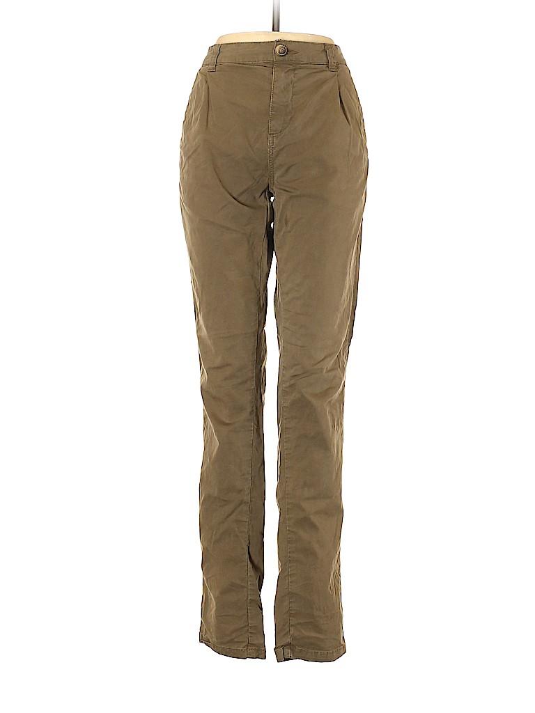 Topshop Women Khakis Size 6