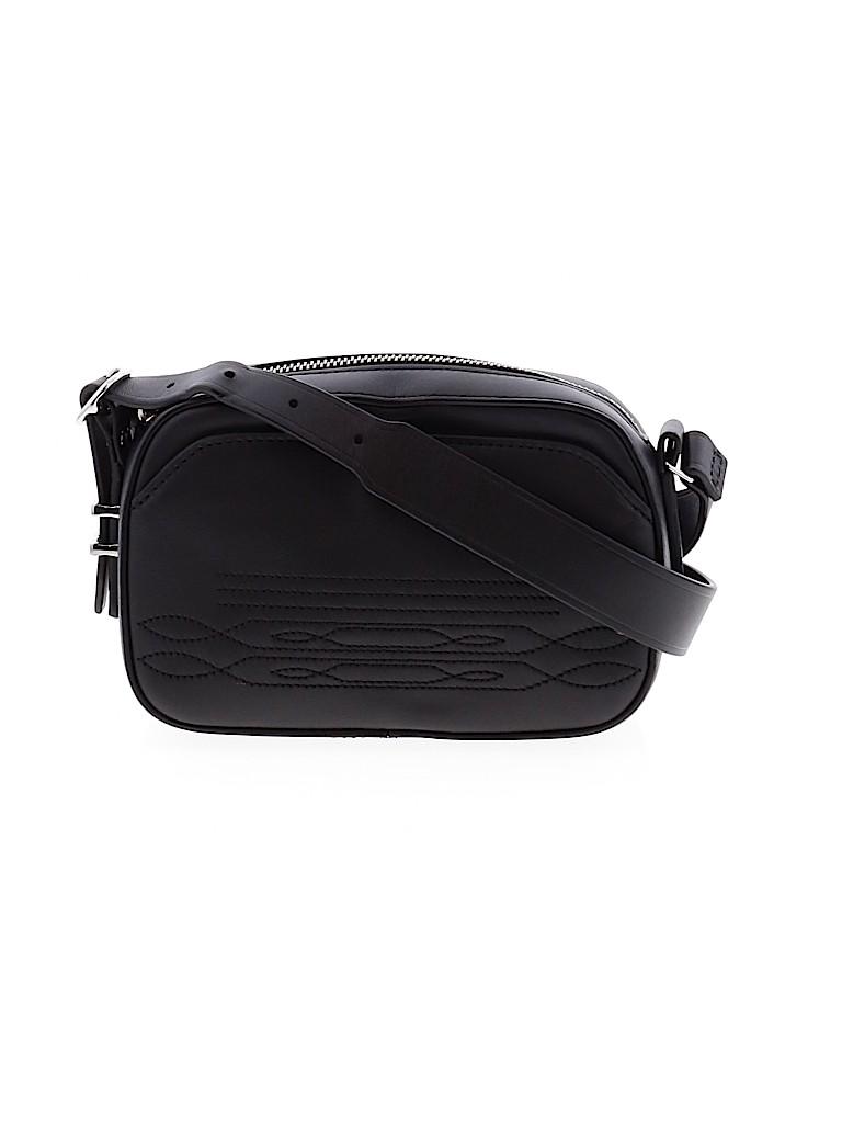 ALLSAINTS Women Leather Crossbody Bag One Size