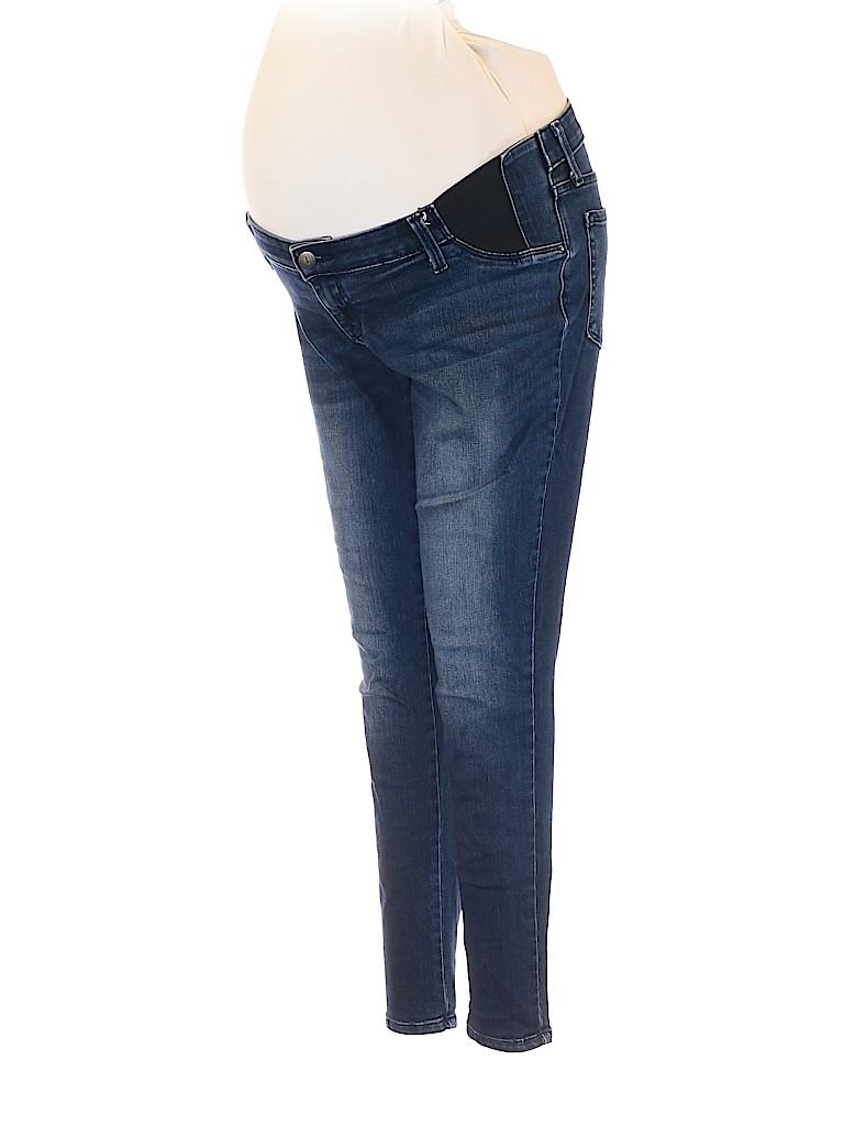 Isabel Maternity Women Jeans Size 6 (Maternity)