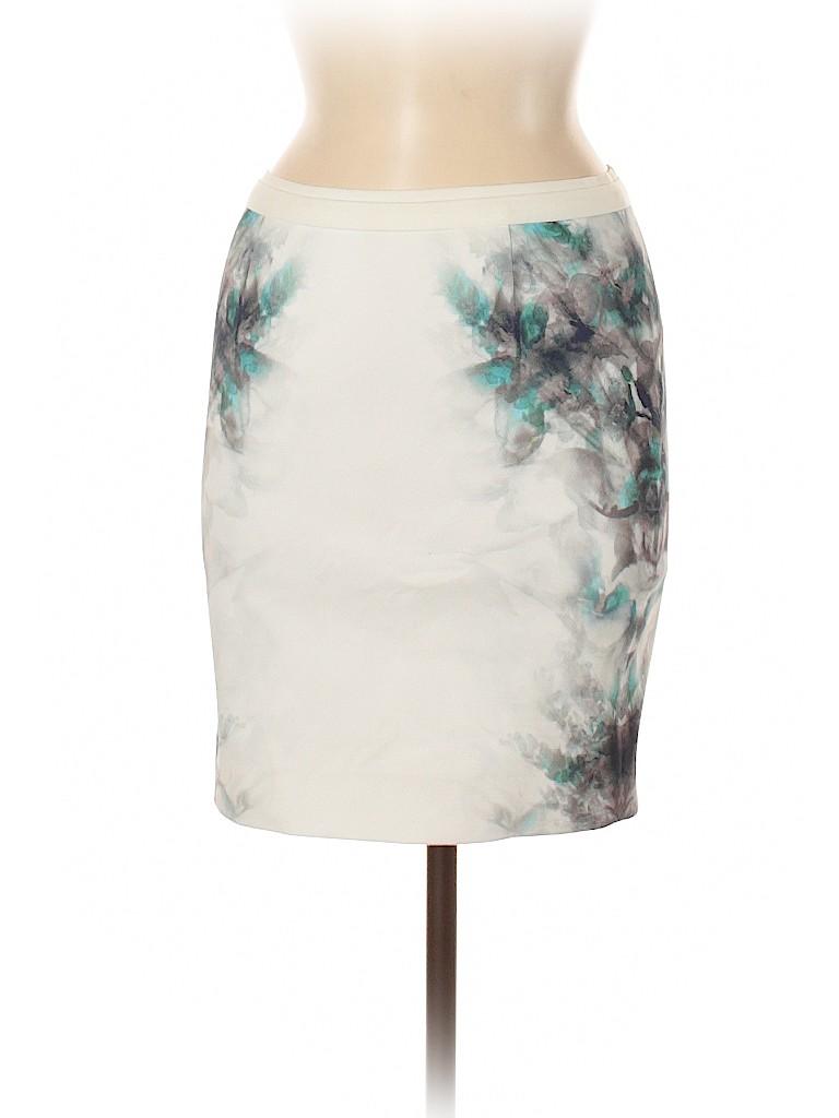 Elie Tahari Women Casual Skirt Size 2