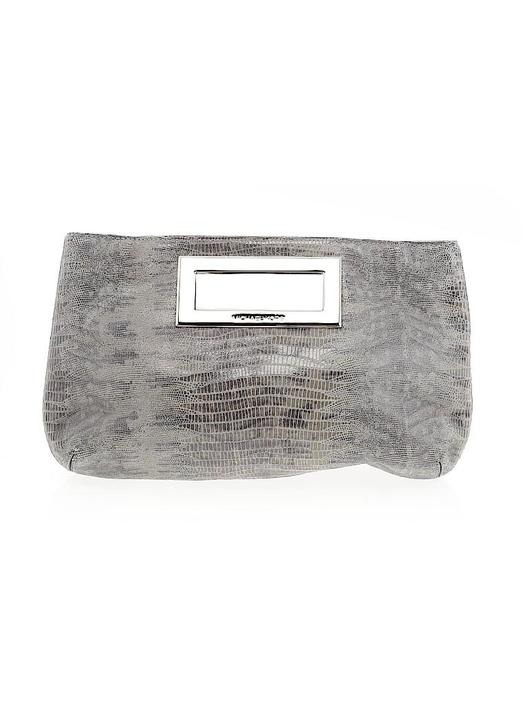 MICHAEL Michael Kors Women Leather Clutch One Size