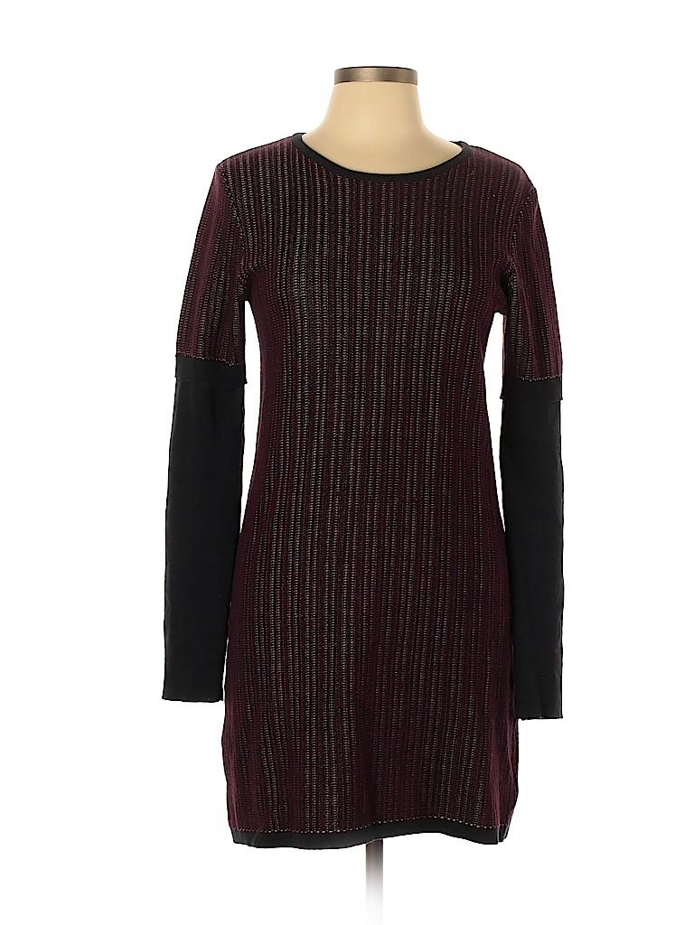 10 Crosby Derek Lam Women Casual Dress Size L