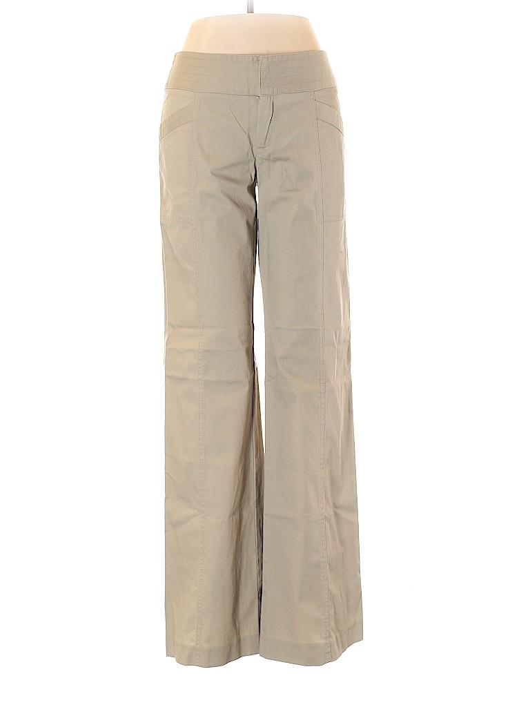 Nanette Lepore Women Khakis Size 6