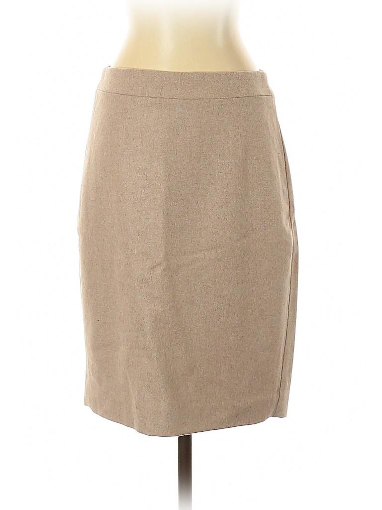 J. Crew Women Wool Skirt Size 11