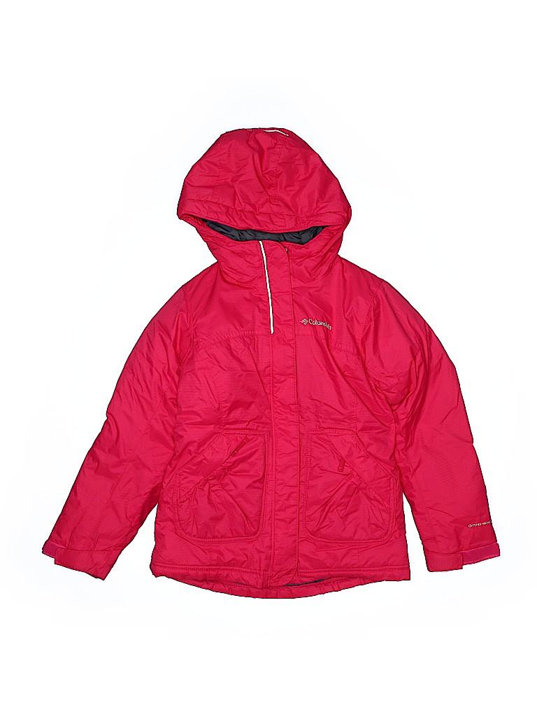 Columbia Girls Coat Size X-Small (Kids)