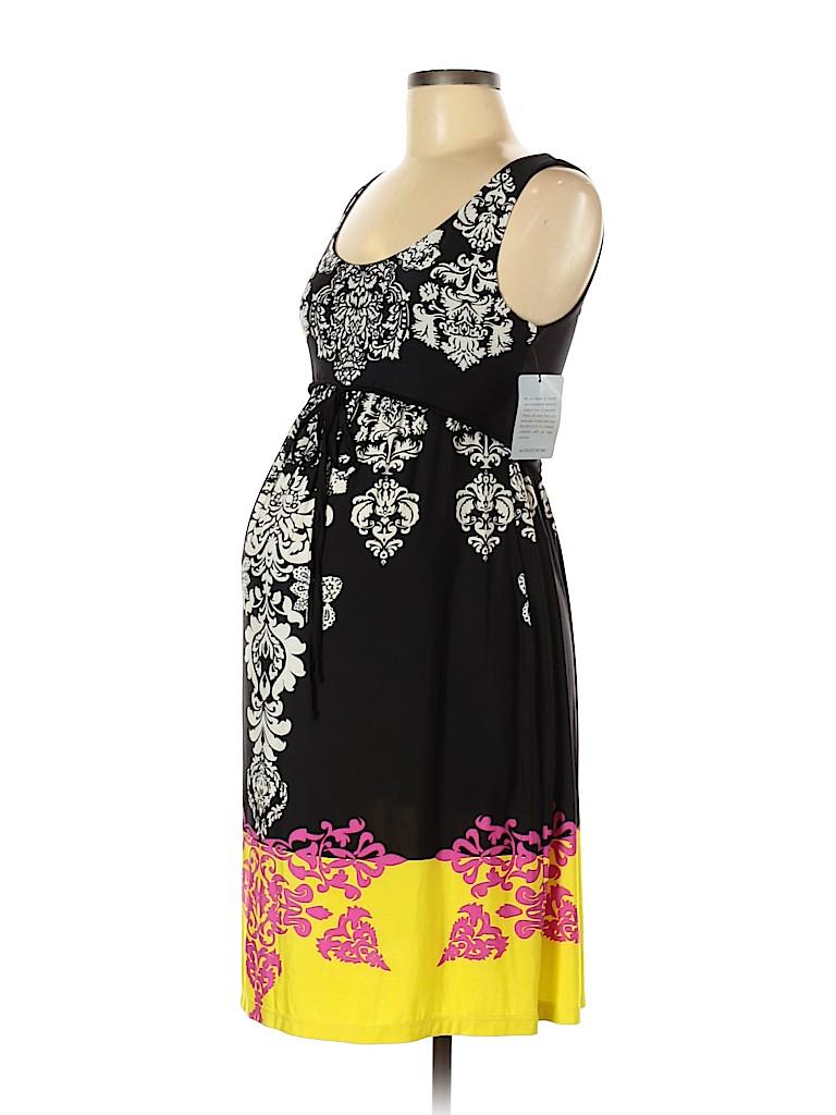 Olian Women Casual Dress Size M (Maternity)