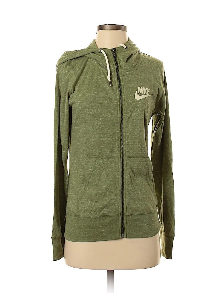 Nike Women Zip Up Hoodie Size S