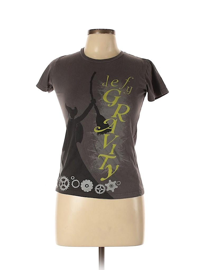 Green for Good Women Short Sleeve T-Shirt Size M