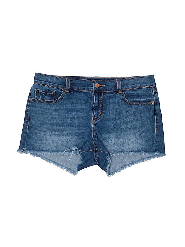 Old Navy Women Denim Shorts Size 12