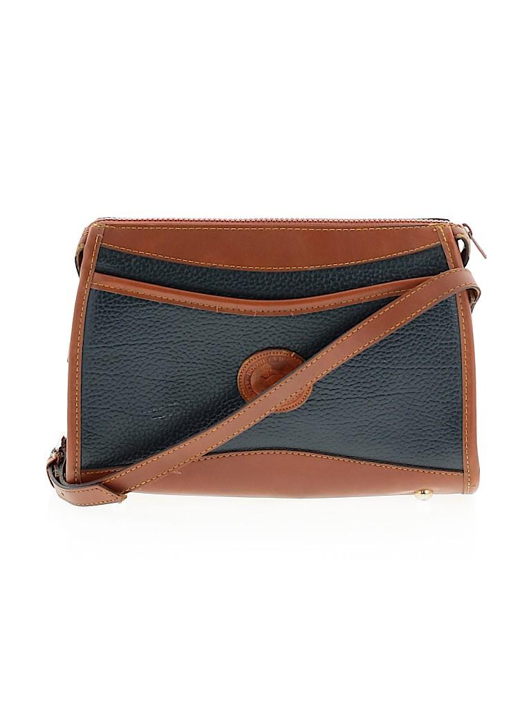 Dooney & Bourke Women Leather Crossbody Bag One Size