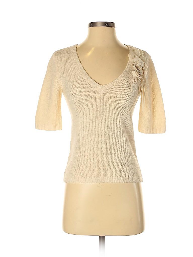 BCBGMAXAZRIA Women Wool Pullover Sweater Size S