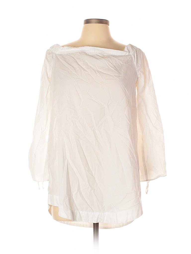 Free People Women 3/4 Sleeve Blouse Size L