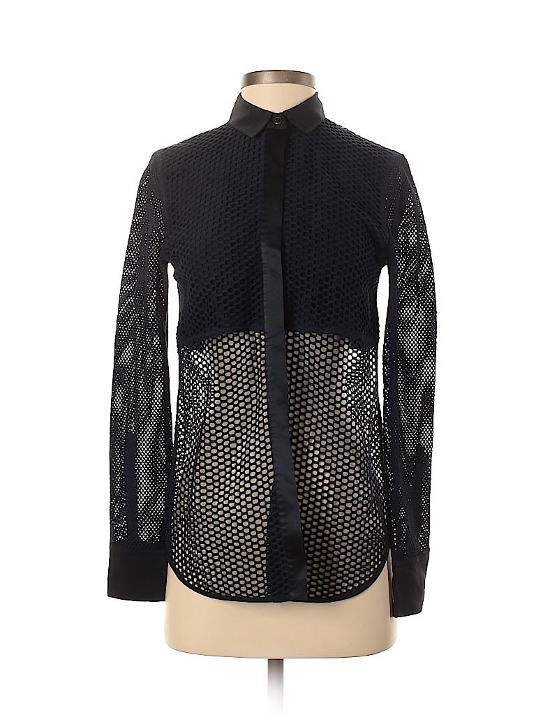 Rag & Bone Women Long Sleeve Blouse Size XS
