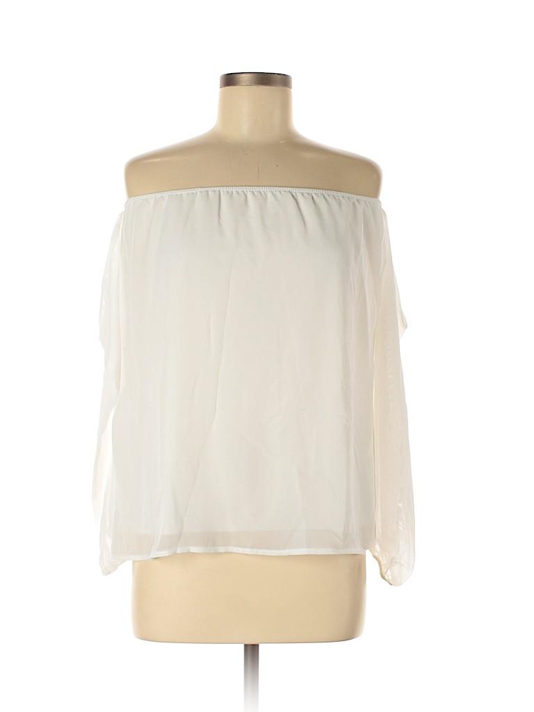 Rachel Kate Women Long Sleeve Top Size M