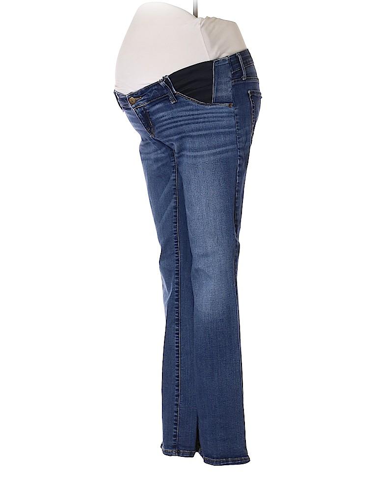 Isabel Maternity Women Jeans Size 2 (Maternity)