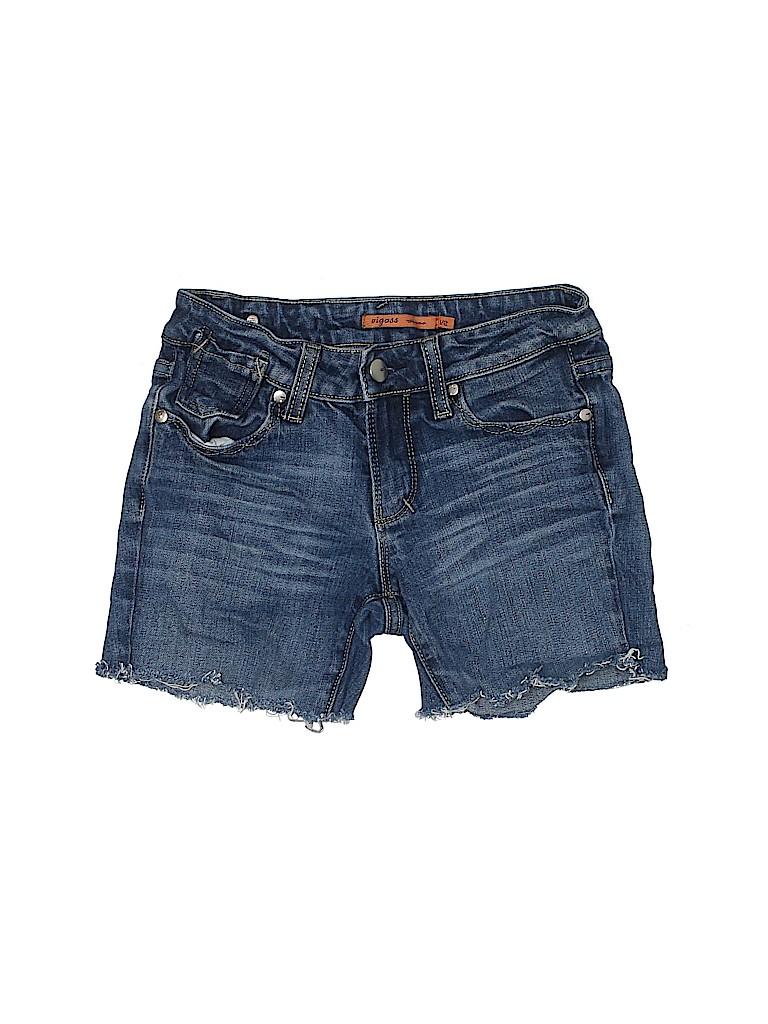 Vigoss Women Denim Shorts Size 2