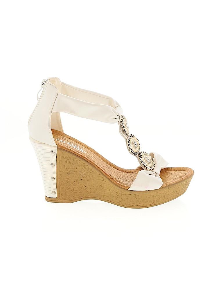 Patrizia by Spring Step Women Wedges Size 39 (EU)
