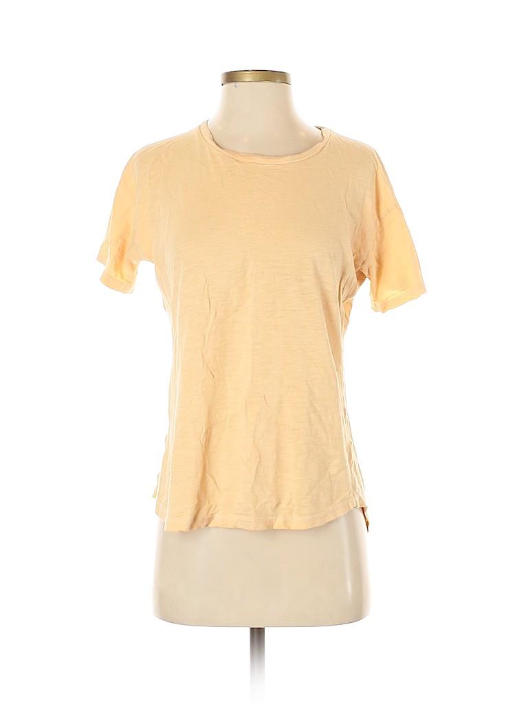 Madewell Women Short Sleeve T-Shirt Size S