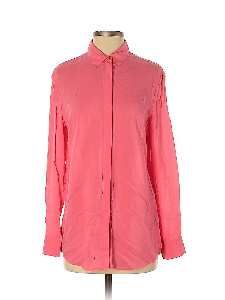 Cheap Monday Women Long Sleeve Blouse Size XS