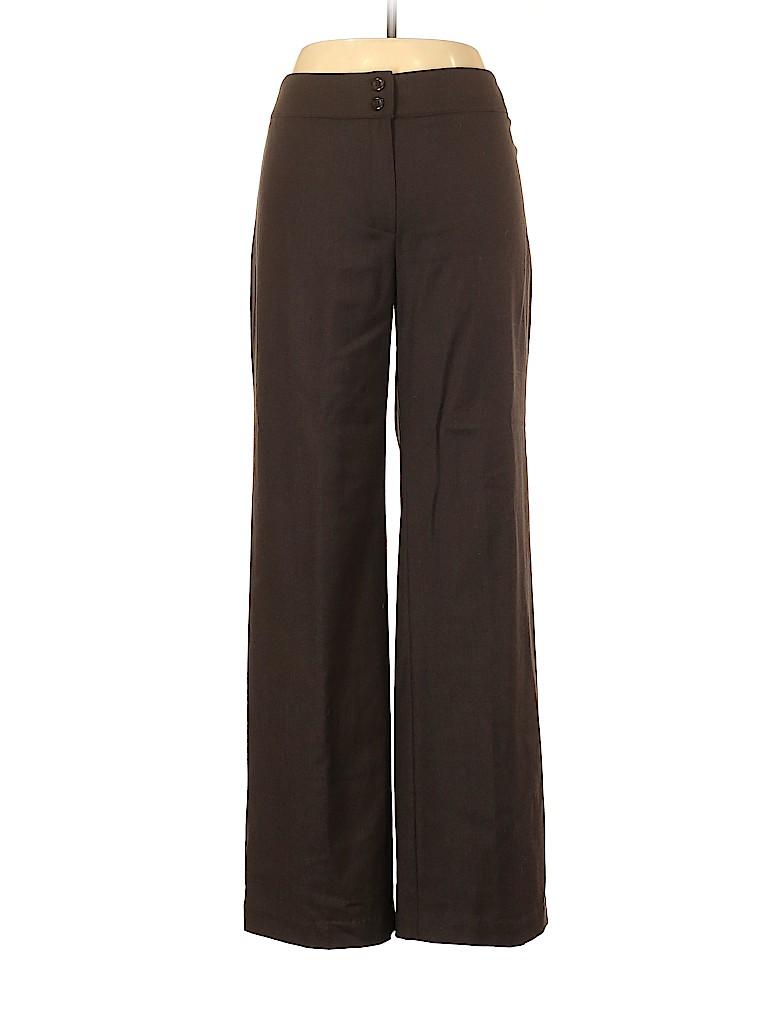 Armani Collezioni Women Wool Pants Size 10