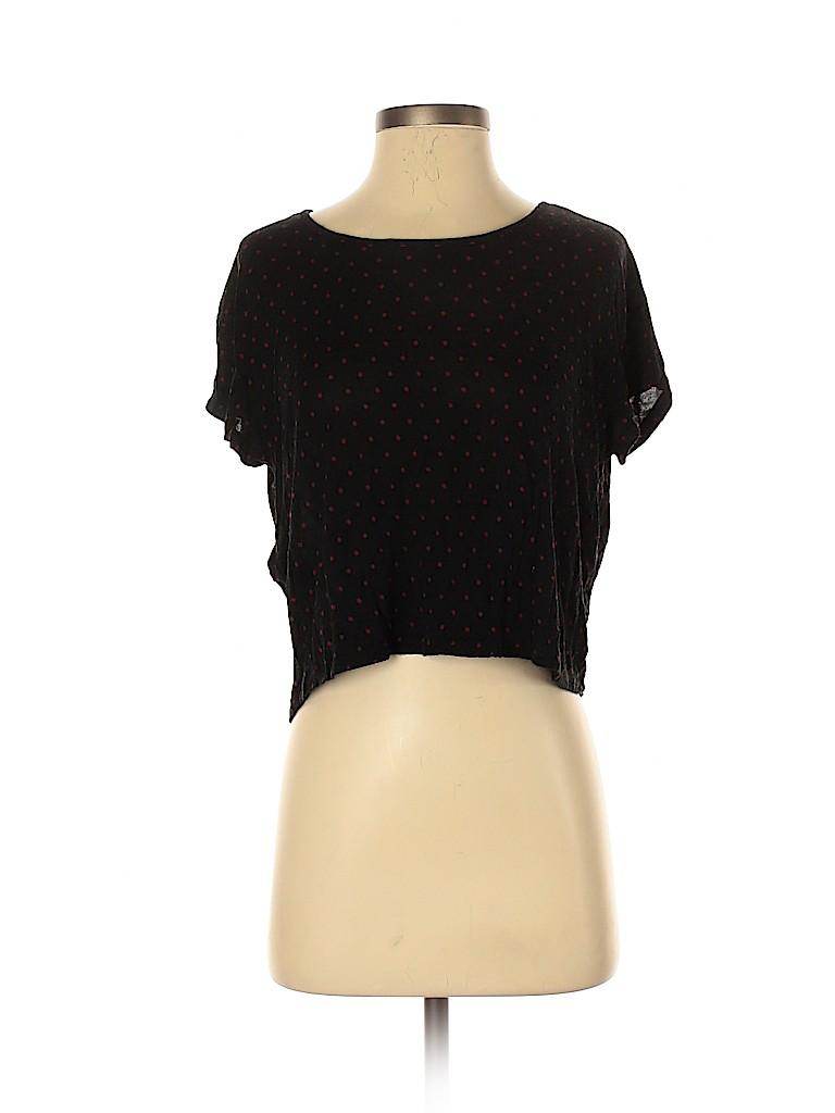 Forever 21 Women Short Sleeve T-Shirt Size S