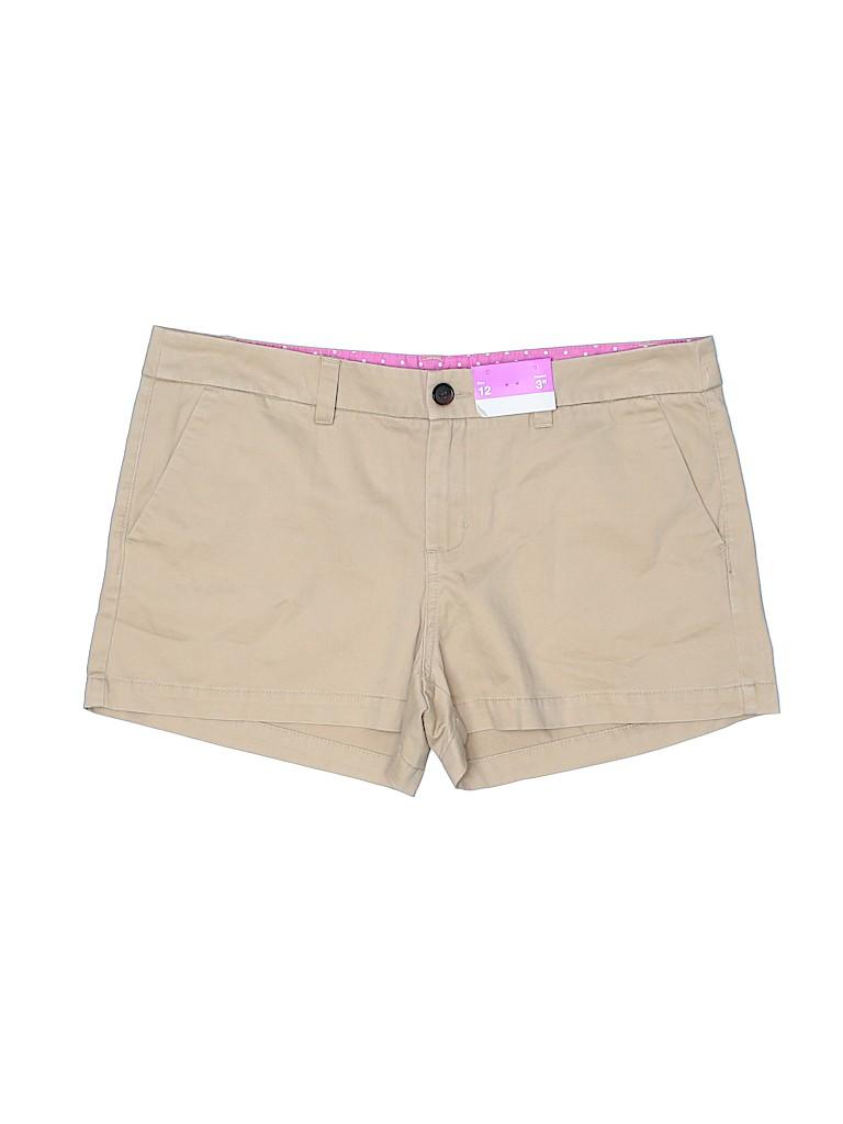 Merona Women Khaki Shorts Size 12