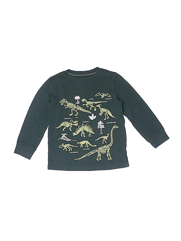 Carter's Boys Long Sleeve T-Shirt Size 5