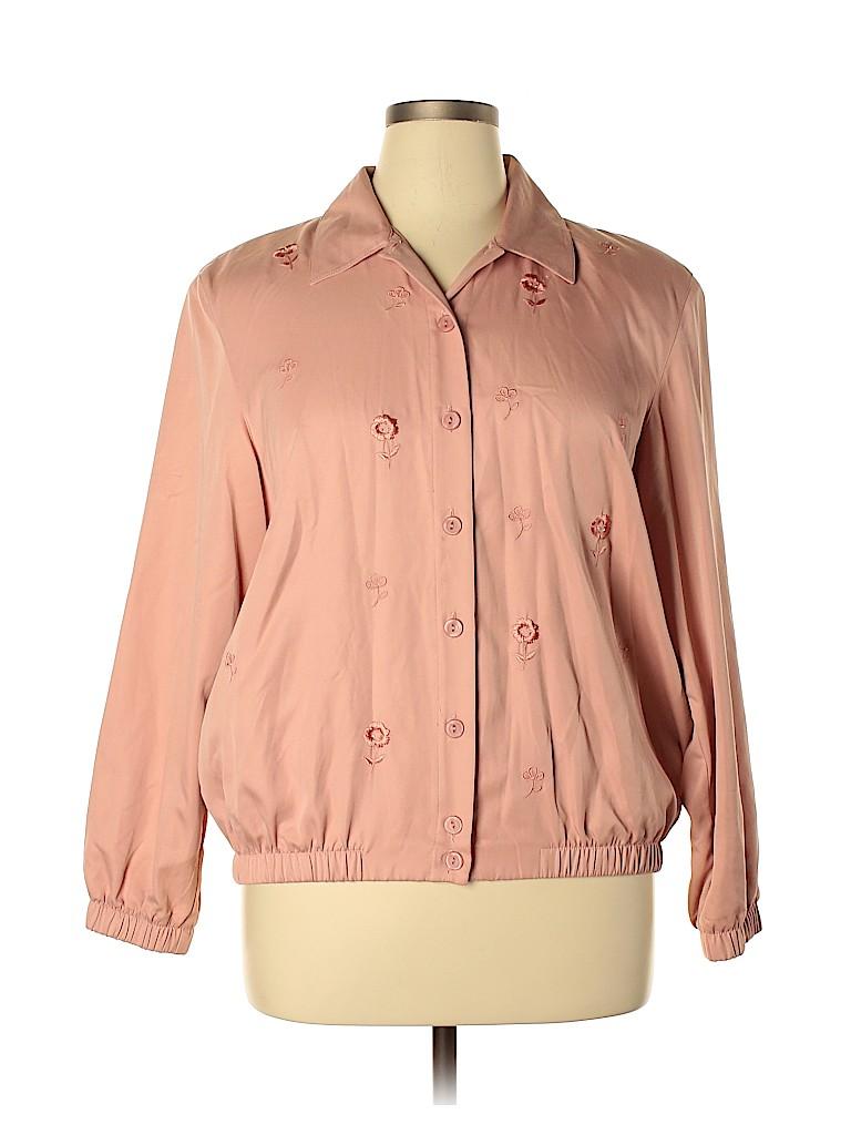 Alfred Dunner Women Jacket Size 14