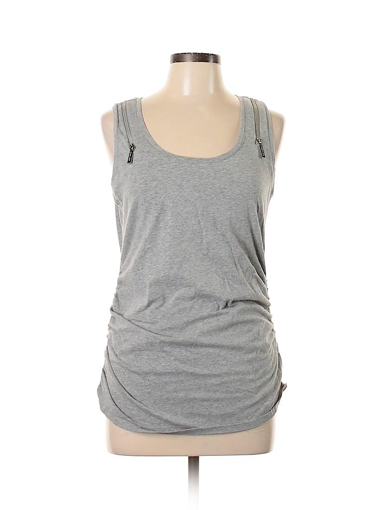 MICHAEL Michael Kors Women Sleeveless Top Size L