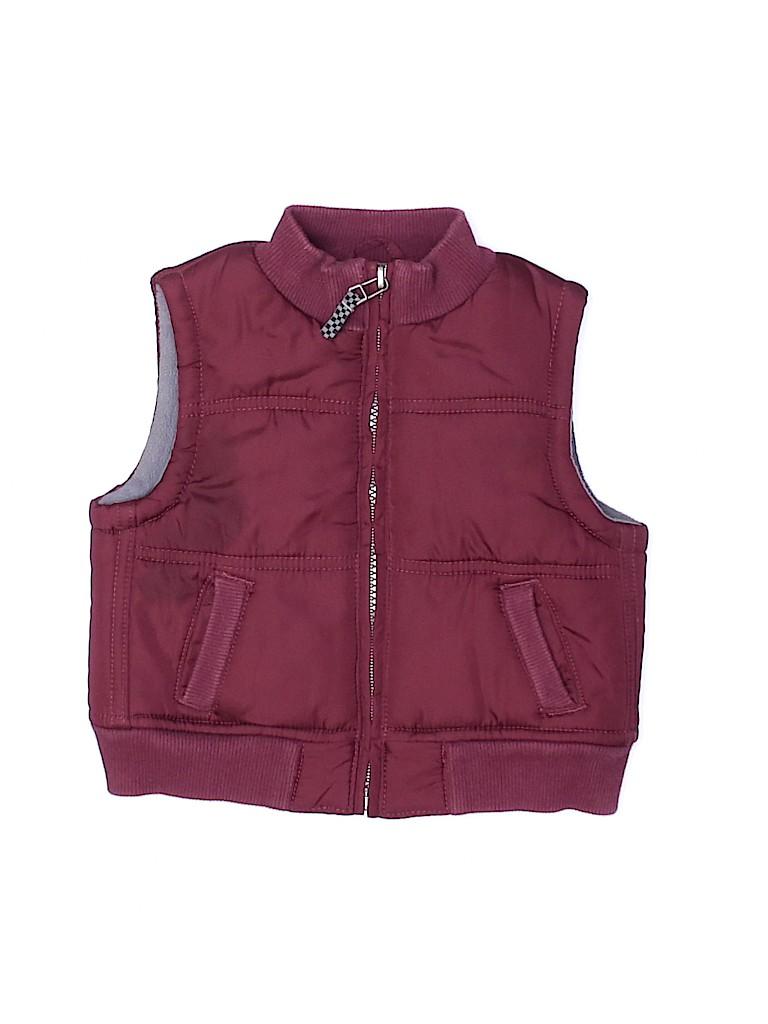 Gymboree Boys Vest Size 6-12 mo