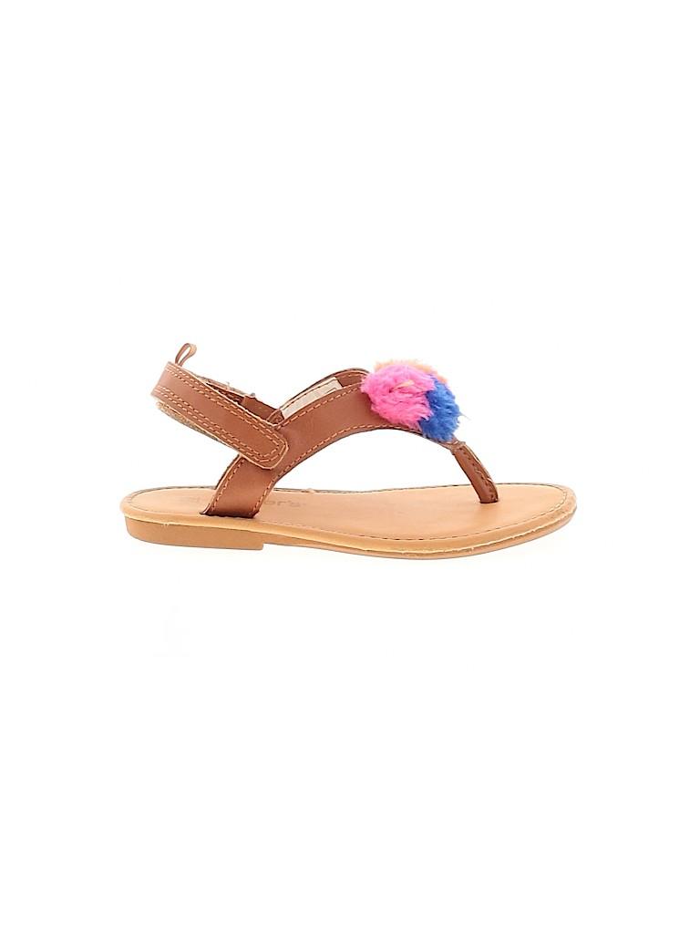 Carter's Girls Sandals Size 10
