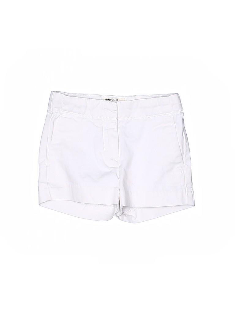 Crewcuts Girls Khaki Shorts Size 2