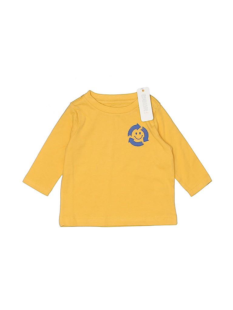 Gymboree Boys 3/4 Sleeve T-Shirt Size 0-3 mo