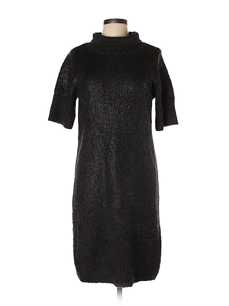Simply Vera Vera Wang Women Casual Dress Size L