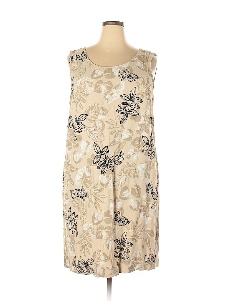 DressBarn Women Casual Dress Size 24w (Plus)