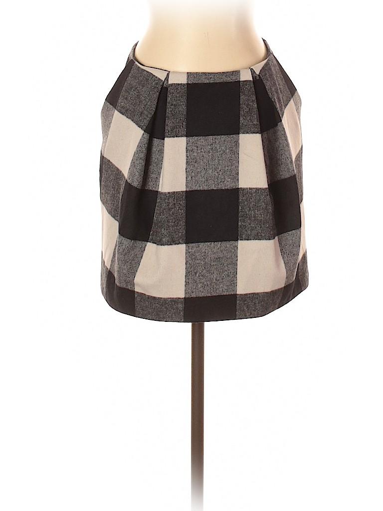 ZAC Zac Posen Women Wool Skirt Size 2