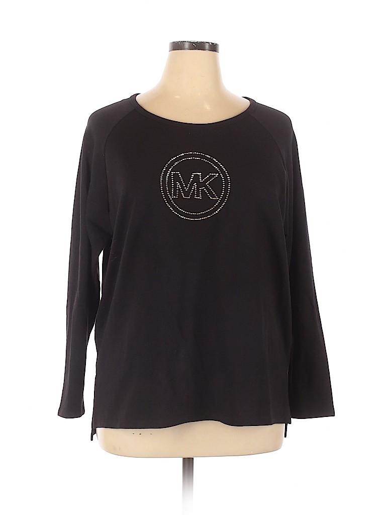 MICHAEL Michael Kors Women Pullover Sweater Size 1X (Plus)