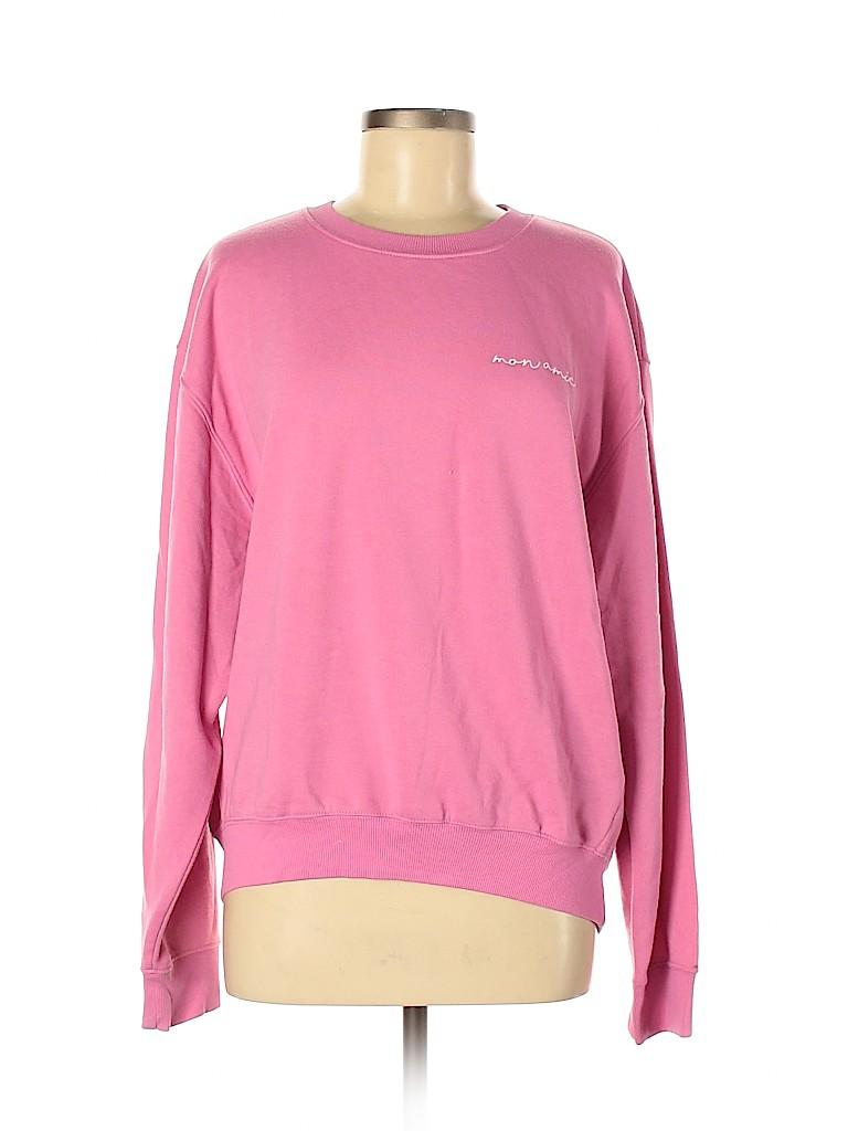 Topshop Women Sweatshirt Size 6