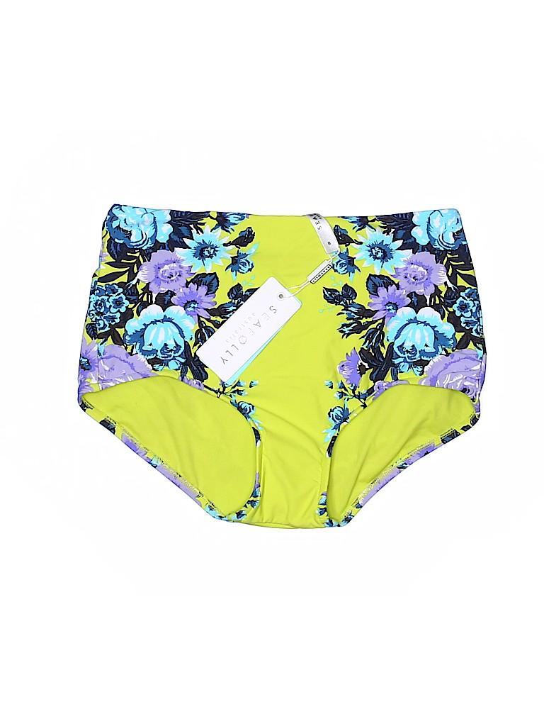 Seafolly Women Swimsuit Bottoms Size 4