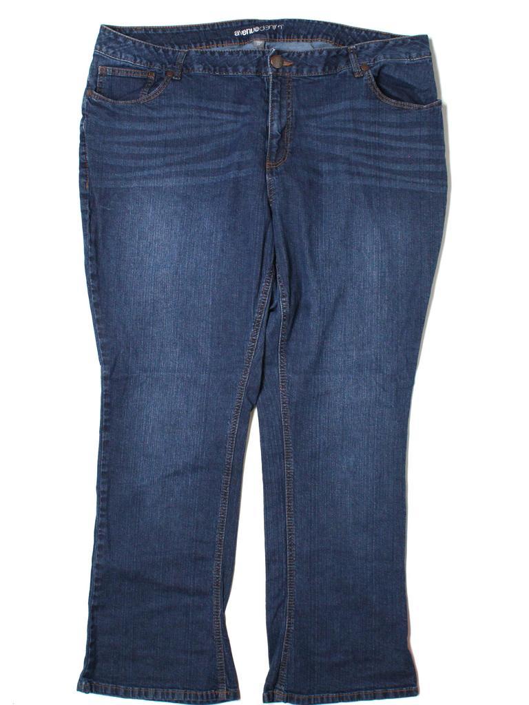 Avenue Women Jeans Size 24 (Plus)