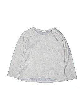 Crazy 8 Boys Big Long Sleeve Casual Knit Top