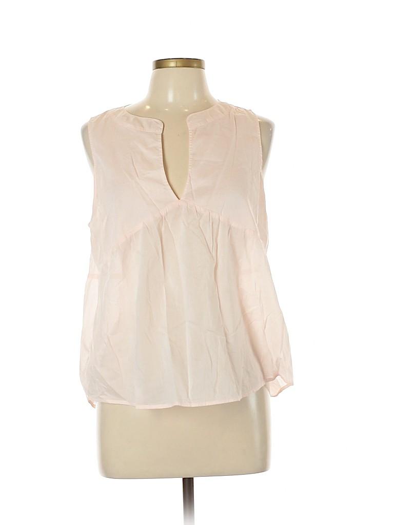 Cloth & Stone Women Sleeveless Blouse Size L