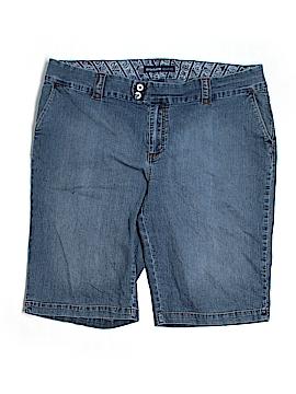 Avenue Jeans Denim Shorts Size 20 (Plus)