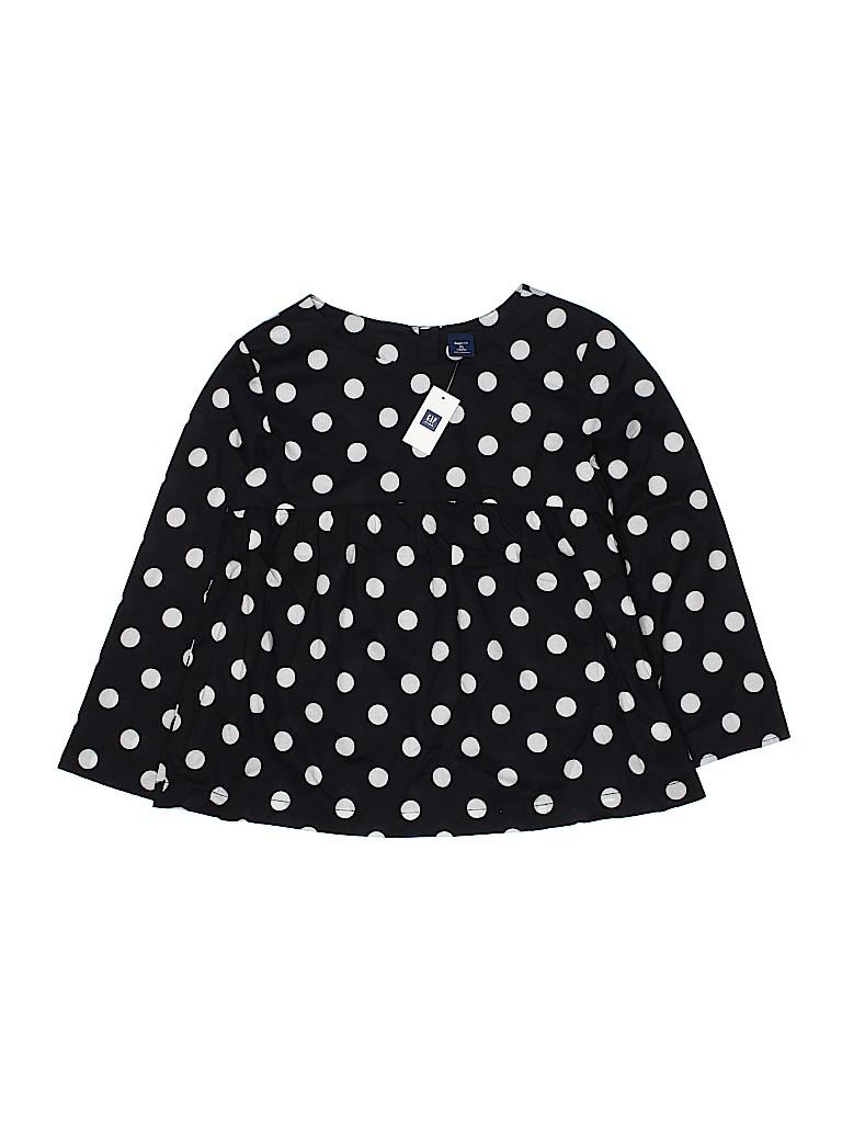 Gap Kids Girls 3/4 Sleeve Blouse Size 12
